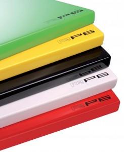 RP6 couleurs