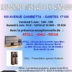 Rencontres musicales en Saintonge