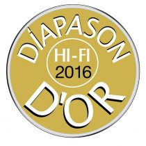 7 Diapason d'Or rewards in 2016 !
