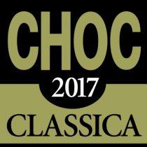 MAGICO, PIEGA et REGA élus CHOC Classica 2017 !