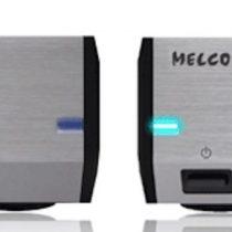Nouveautés MELCO : une extension de stockage et un lecteur / ripper de CD complètent la gamme